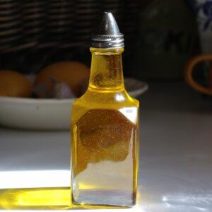 Come filtrare l'olio di oliva